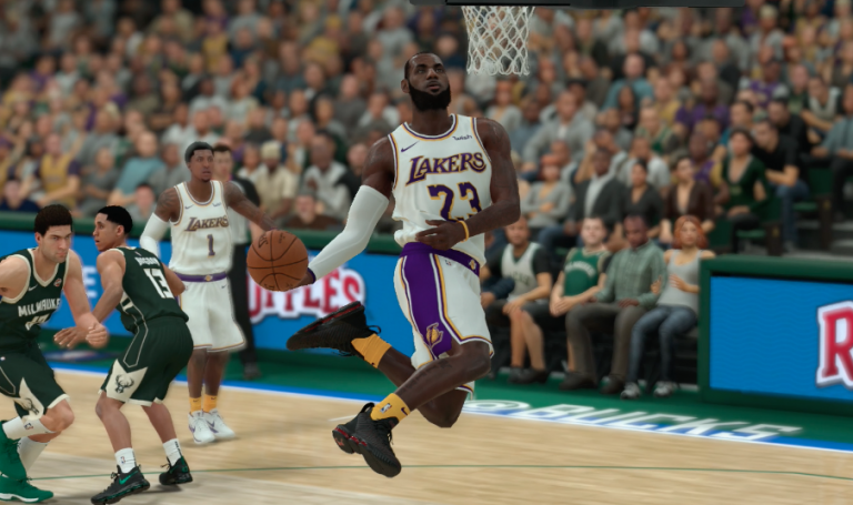 NBA 2K19 Opening Night Roster Tidbits