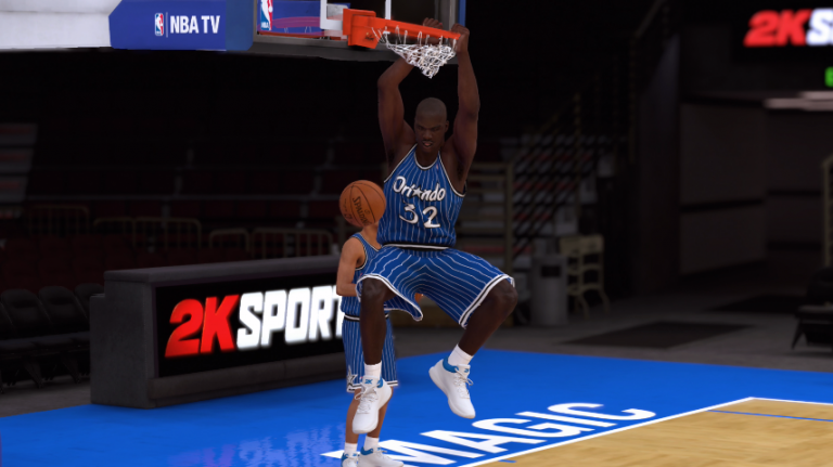 #2KTuesday: NBA 2K19 Historic Draft Classes, 1990s