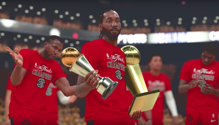 The 18 Championship Teams in NBA 2K19
