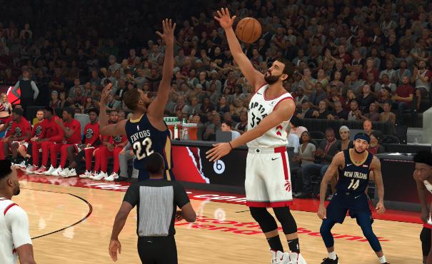 NBA 2K20 Opening Night Roster Fun Facts